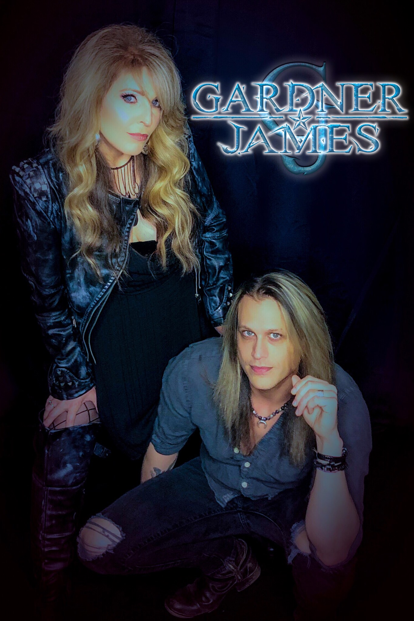 Interview with Janet Gardner and Justin James show art