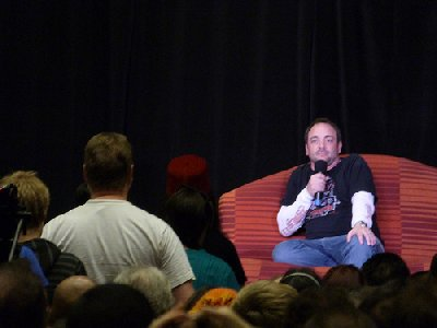 Tim's Take On: Episode 190(Mark Sheppard at Gallifrey One)
