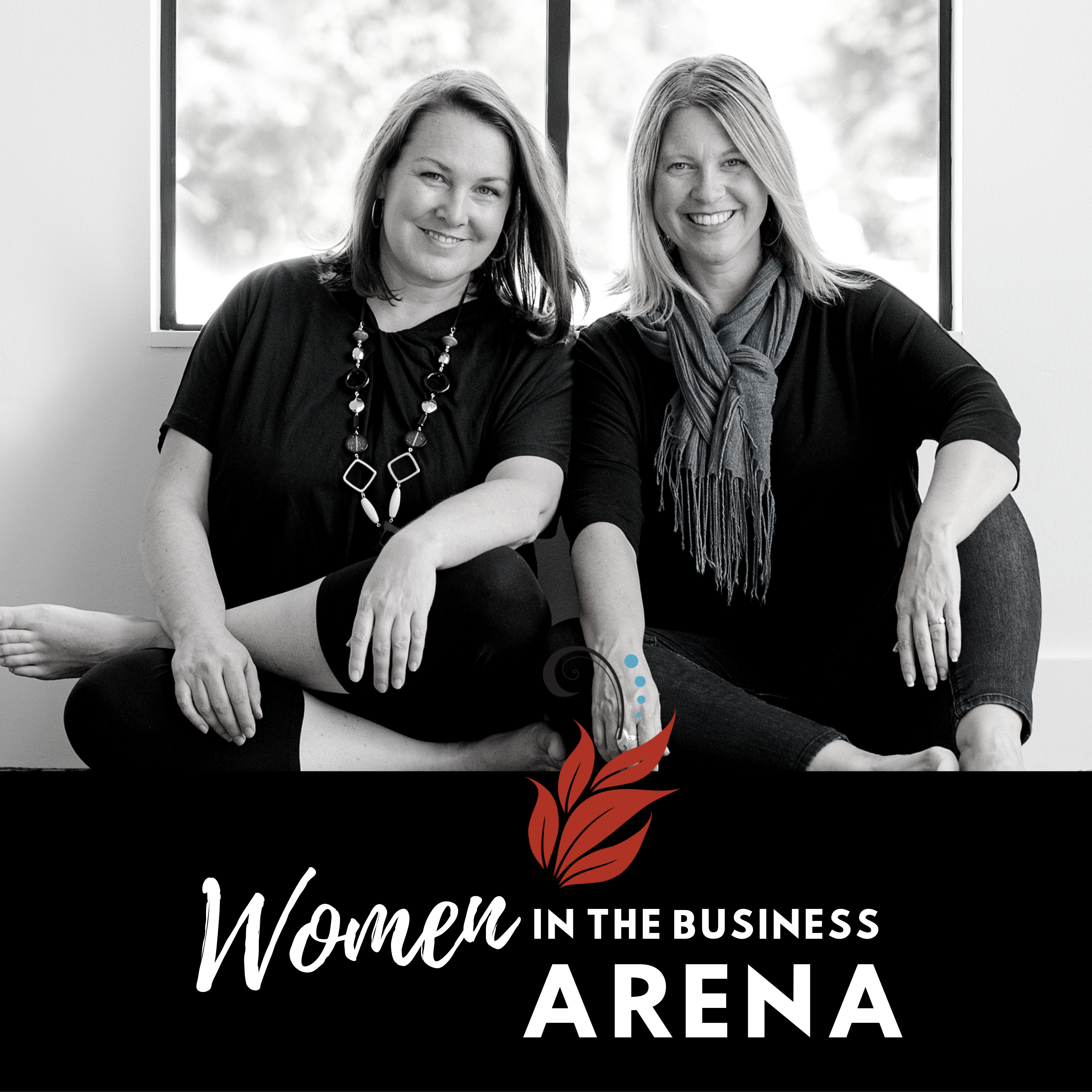 Women in the Business Arena show art