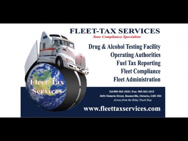 Fleet-Tax Services
