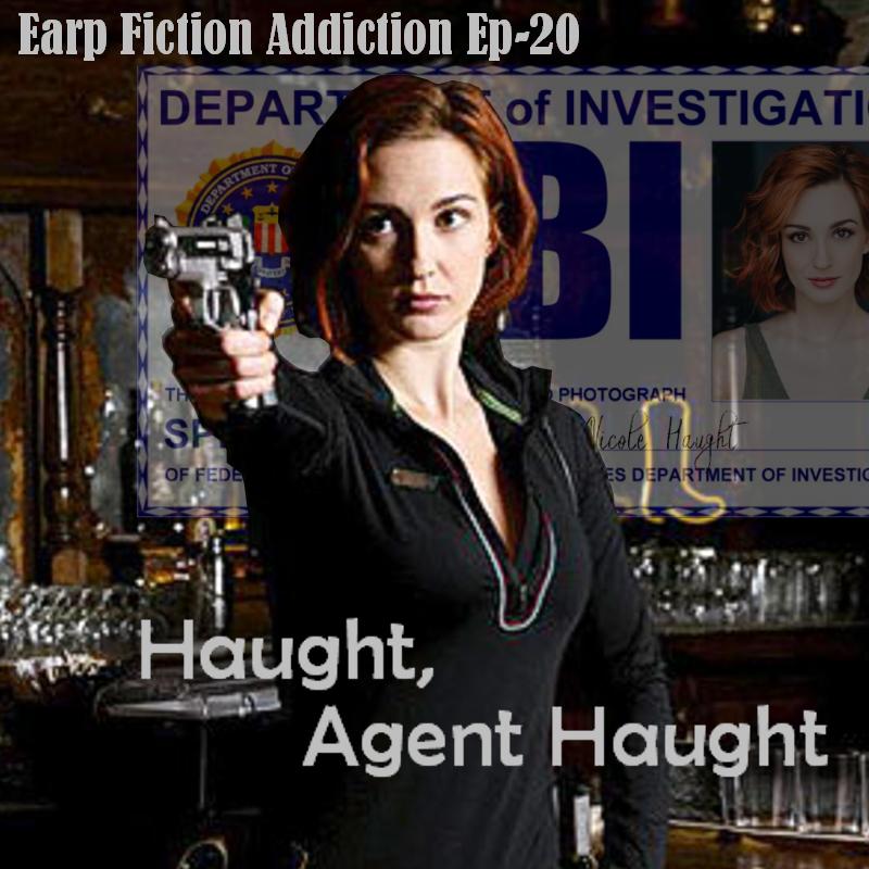 Artwork for Haught, Agent Haught