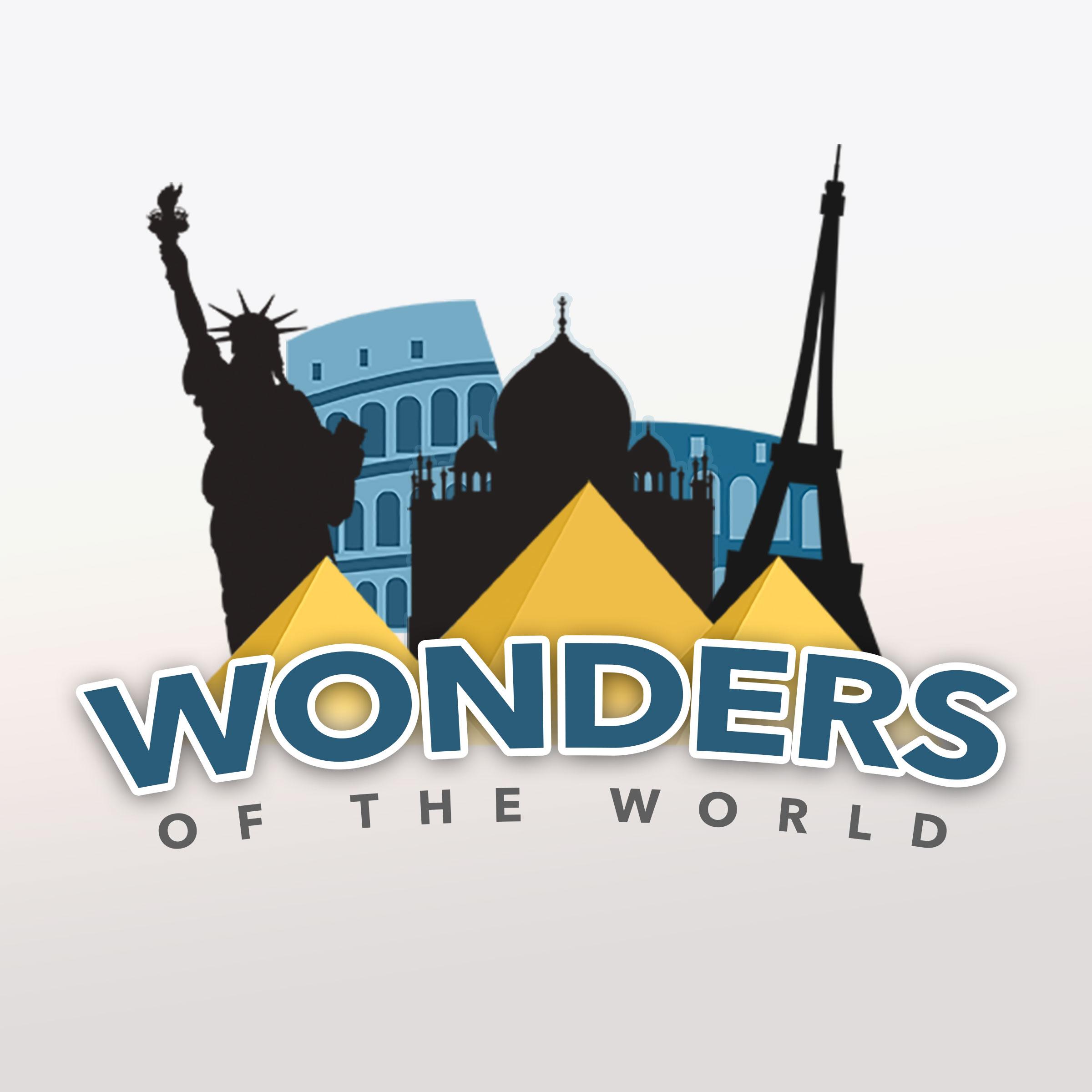 Wonders of the World show art