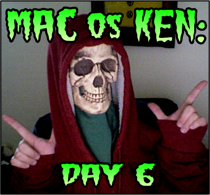 Mac OS Ken: Day 6 No. 124