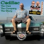Artwork for Cadillac: The Cars, The Company, The Story