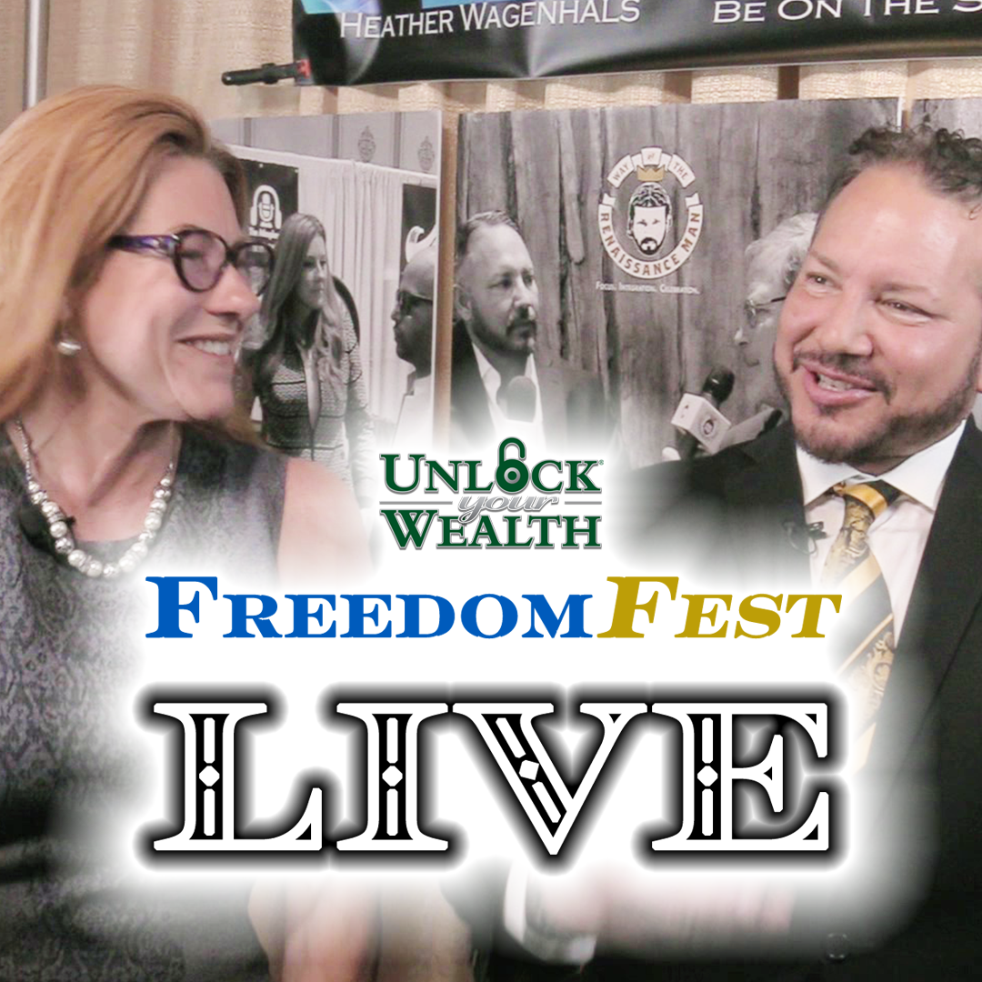 Artwork for FreedomFest Live Las Vegas Edition Featuring Jim Woods