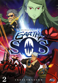 Anime DVD Review: Project Blue Earth SOS Volume 2