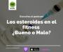 Artwork for El Uso de Esteroides en el Fitness ¿Bueno o Malo? Episodio 08