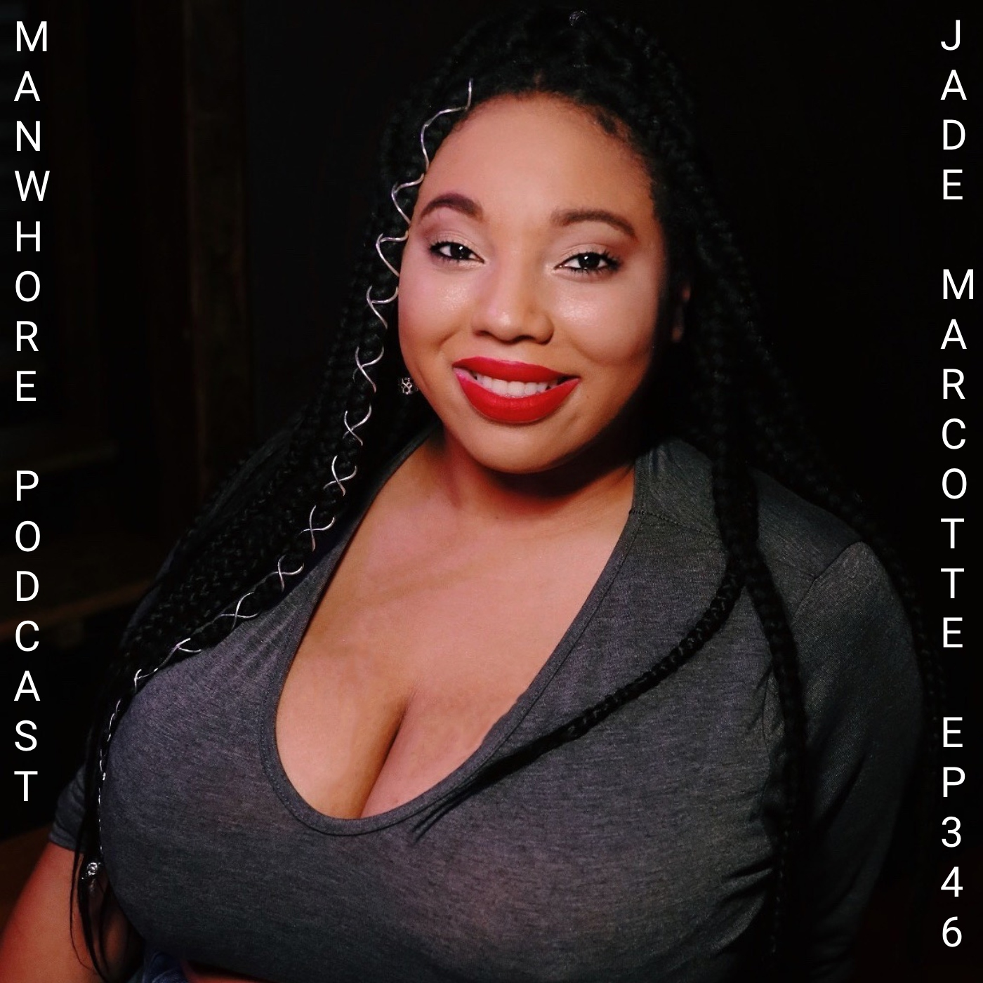 The Manwhore Podcast: A Sex-Positive Quest - Ep. 346: Hunting Older, Rich White Men with Jade Marcotte