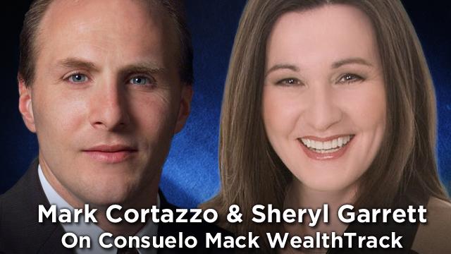 Mark Cortazzo & Sheryl Garrett