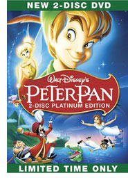 DVD Verdict 030 - Disney's PETER PAN Premiere