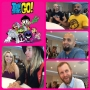Artwork for Episode 716 - SDCC: Teen Titans Go w/ Tara Strong/Greg Cipes/Khary Payton/Scott Menville/Producer Peter Michail/Producer Aaron Horvath!