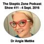Artwork for The Skeptic Zone #411 - 4.September.2016