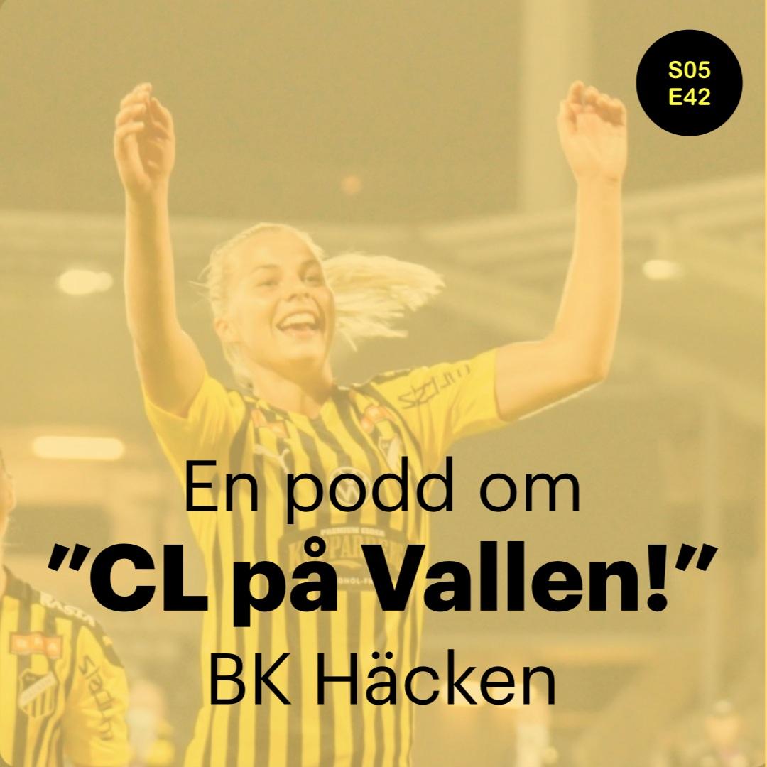 """S05E42 - """"CL på Vallen!"""""""