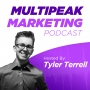Artwork for Dr. Krystian Jarosz - Multipeak Marketing Podcast - Episode 3