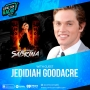 Artwork for Jedidiah Goodacre from The Chilling Adventures of Sabrina chats with Galaxy