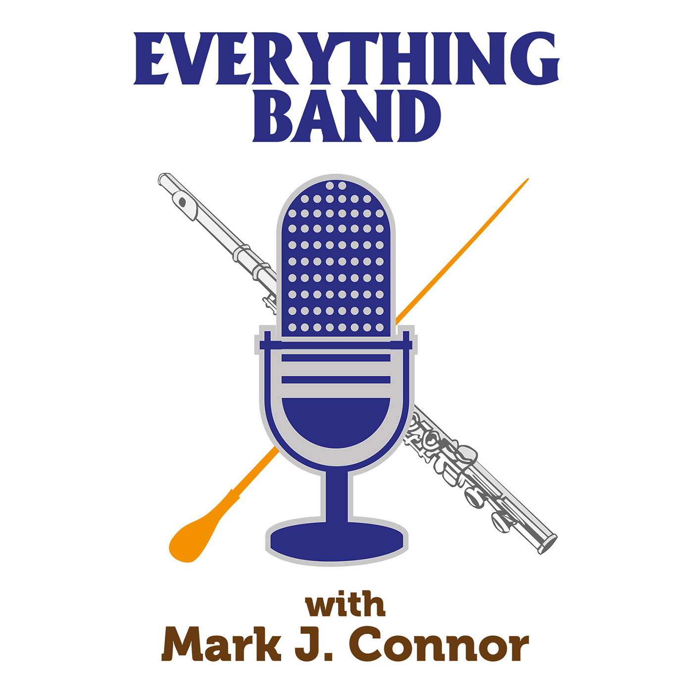 Everything Band Podcast show art