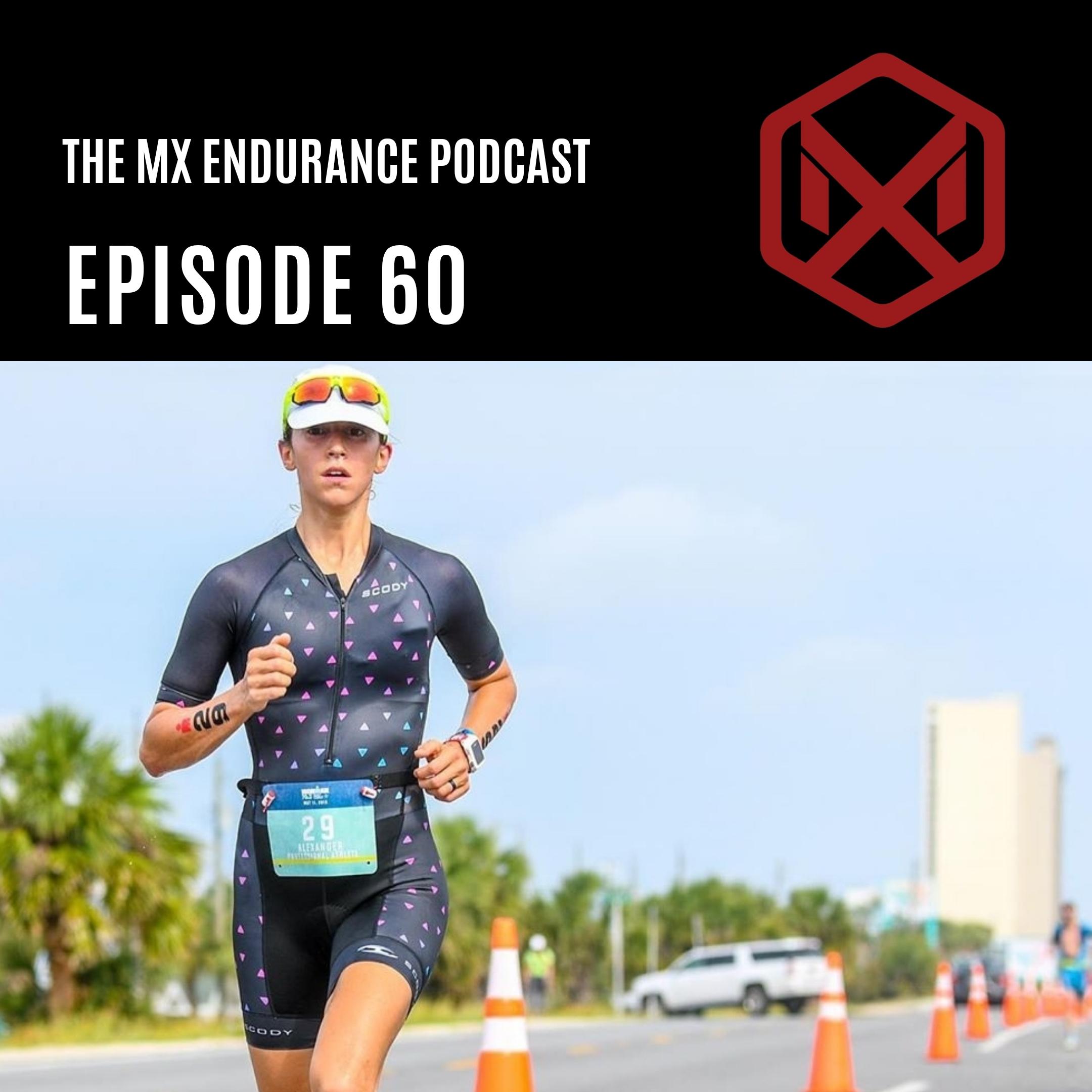 #60 - Professional Triathlete Sarah Alexander