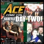 Artwork for ACE Comic Con Seattle Day 2! Cheer-leading and Comics!