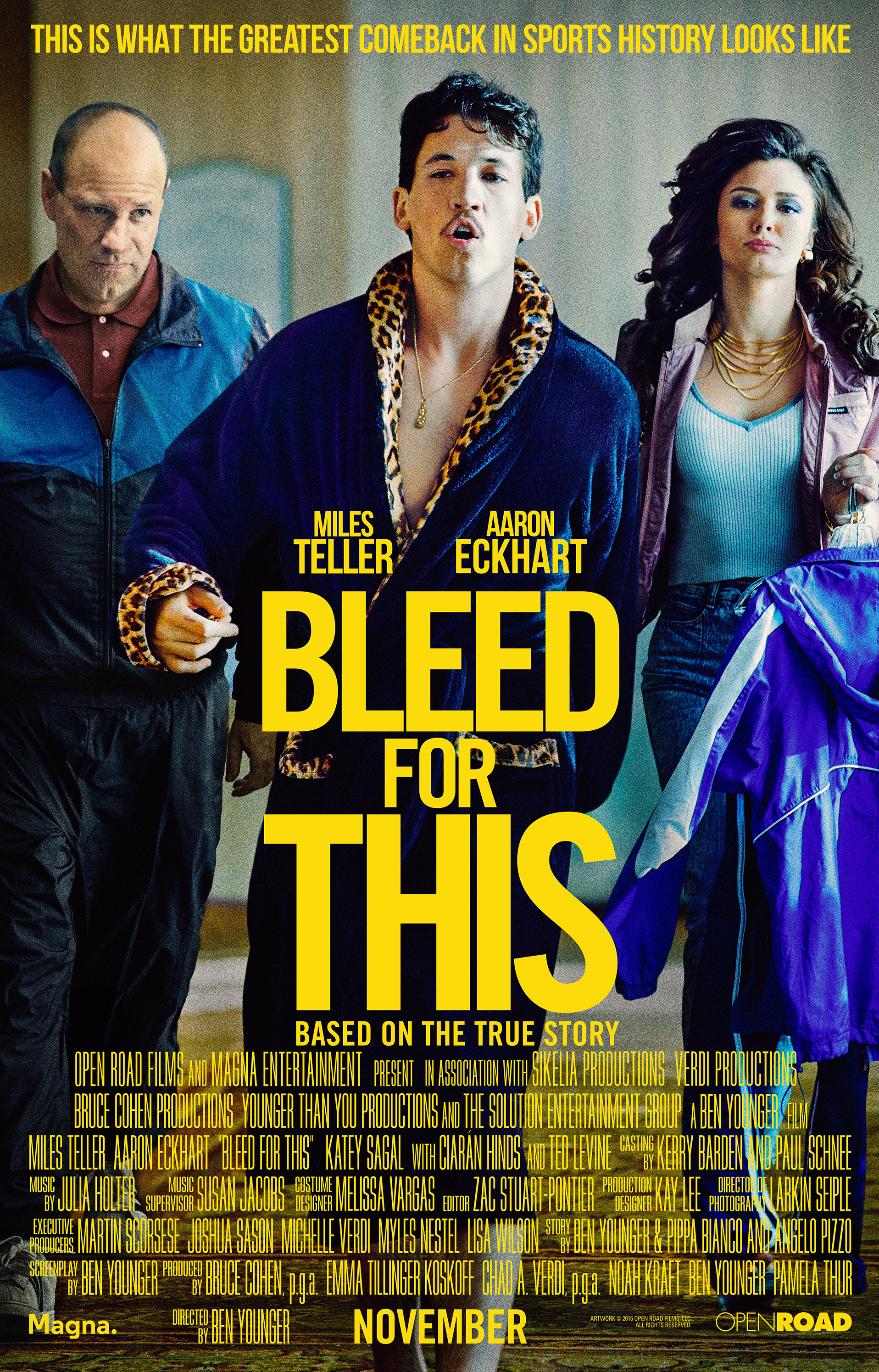 Episode 346: Bleed for This