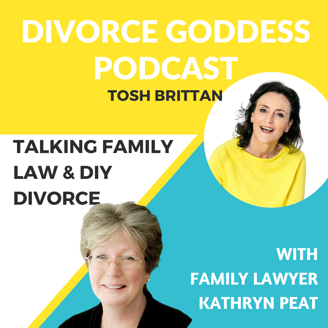 Divorce Goddess Podcast - Talking Family Law, Forms and DIY Divorce