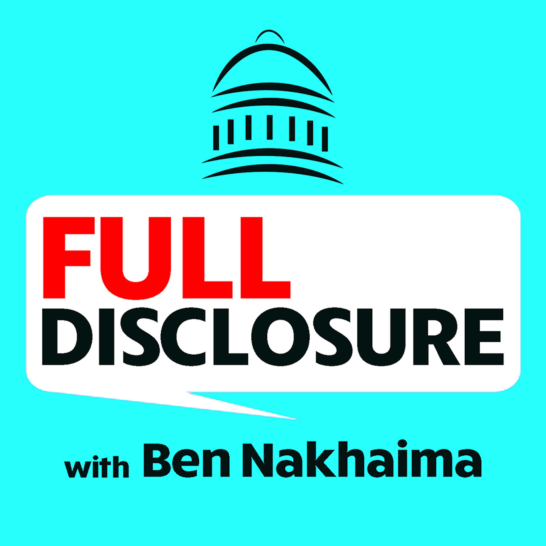 Full Disclosure with Ben Nakhaima