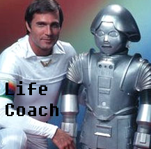 Buck Rogers Is My Life Coach