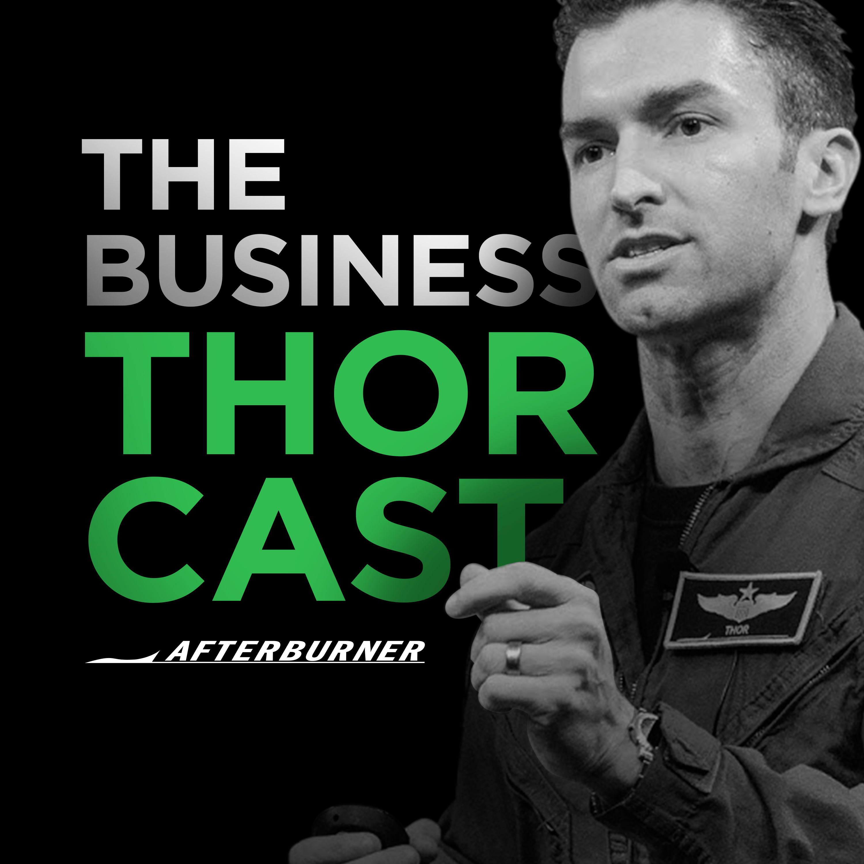 The Business Thorcast: Business Improvement | Business Strategy | Leadership | Business Agility | Continuous Improvement | Team Building
