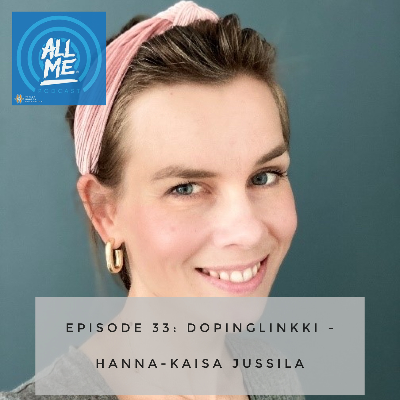 Episode 33: Dopinglinkki - Hanna-Kaisa Jussila