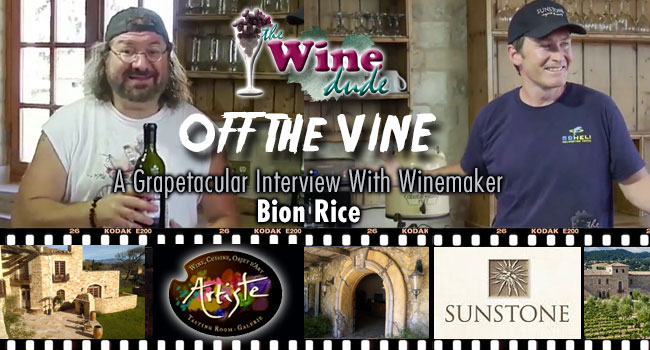 The Wine Dude - Off The Vine (Audio Only)