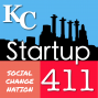 Artwork for KC Startup 411 Ep 7 - Josh Schukman from Social Change Nation