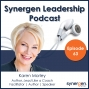 Artwork for Ep63 | Karen Morley - Author of Lead Like A Coach
