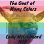 """Artwork for """"Goat of Many Colors"""" 