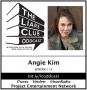 Artwork for The Liars Club Oddcast # 113 | Angie Kim, Thriller Author