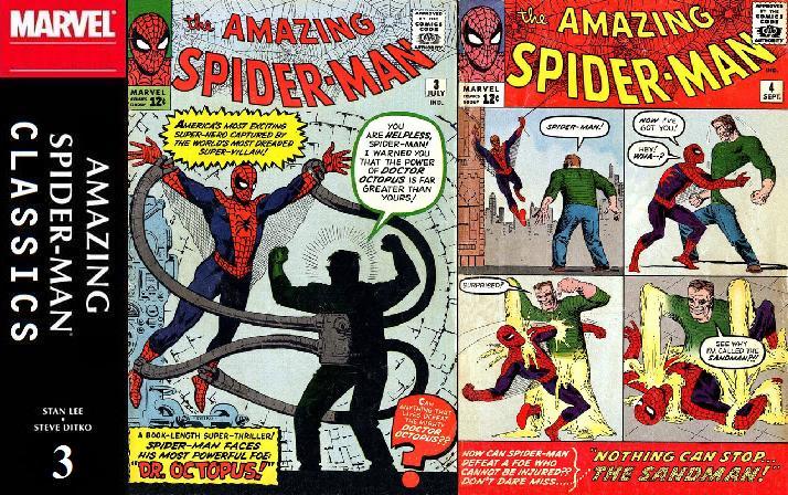 003 ASM Classics - Amazing Spider-Man 3 and 4