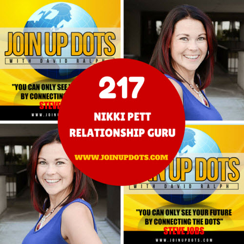 217: Nikki Pett: A Lady That Shows Us How To Be Human Everyday