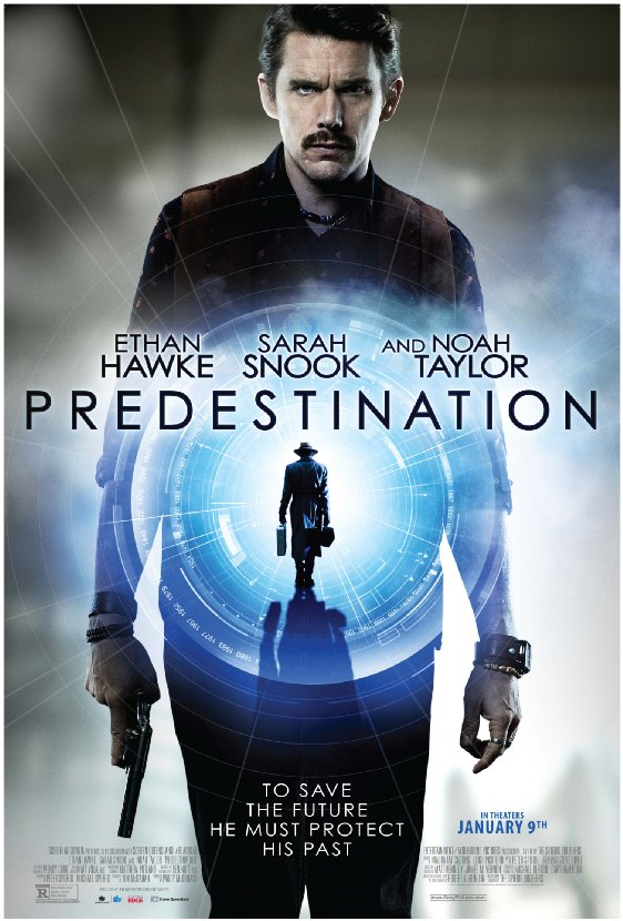 Ep. 108 - Predestination (The Terminator vs. Minority Report)