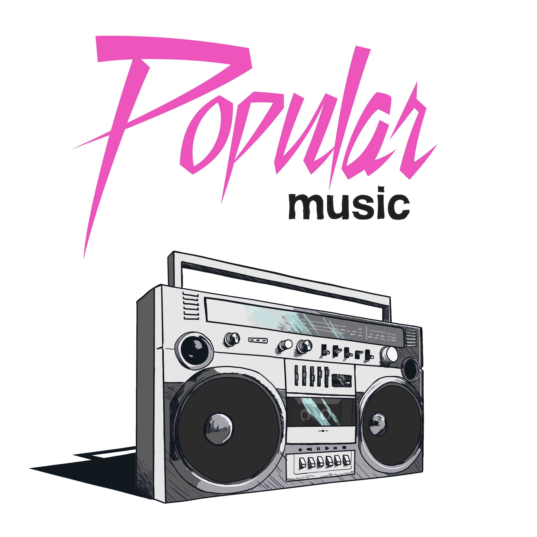 Popular Music: The Podcast show art