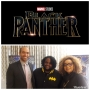 Artwork for Black Panther Interview: Ruth E. Carter(Costume Designer) and Nate Moore(Executive Producer)