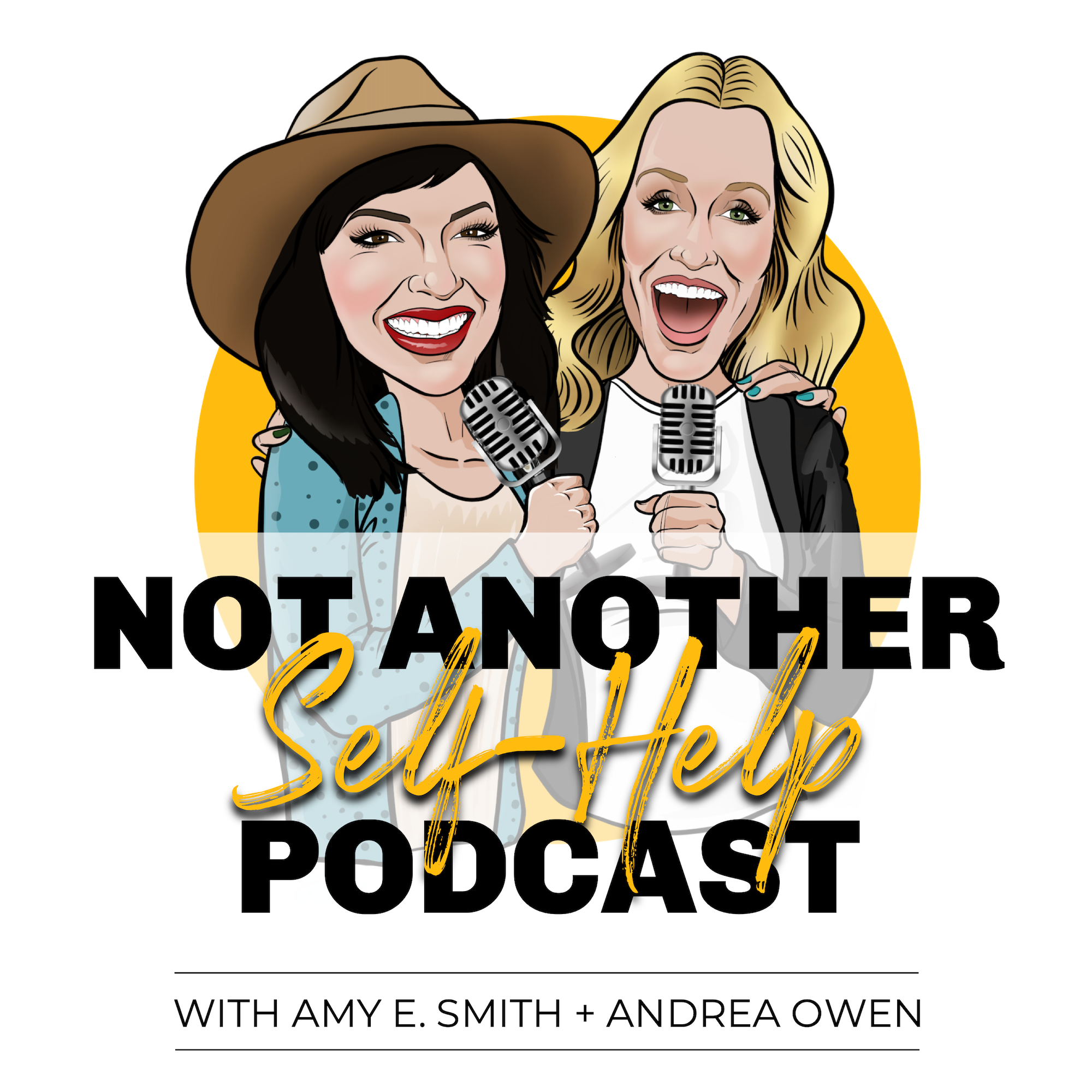 Not Another Self-Help Podcast show art