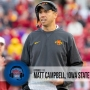 Artwork for Matt Campbell, Head Coach - Iowa State University