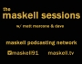 Artwork for The Maskell Sessions - Ep. 241 w/ Matt Marcone & Dave