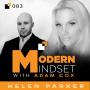 Artwork for Modern Mindset 083 - Helen Parker The Passive Income Coach