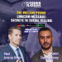 Artwork for The Million-Pound LinkedIn Message: Secrets To Social Selling - with Daniel Disney