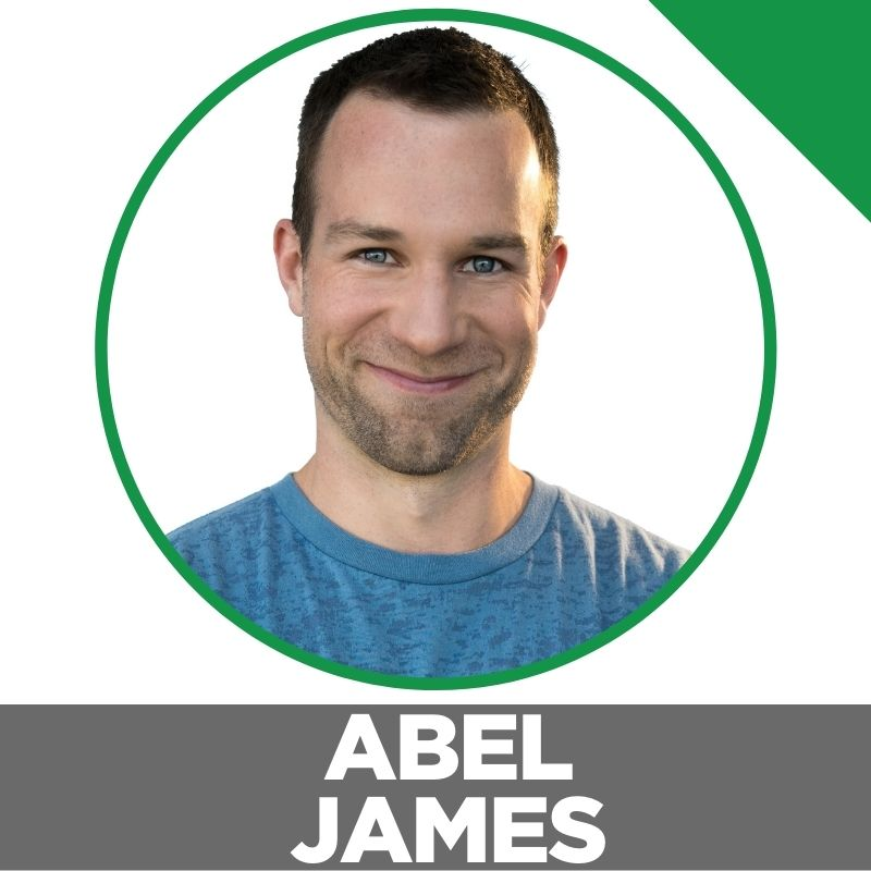 Virtual Reality & Psychedelics, Censorship Of Health Website, The Wild Diet, Chewy-Chew Chocolate Chip Cookies & Much More With Abel James.