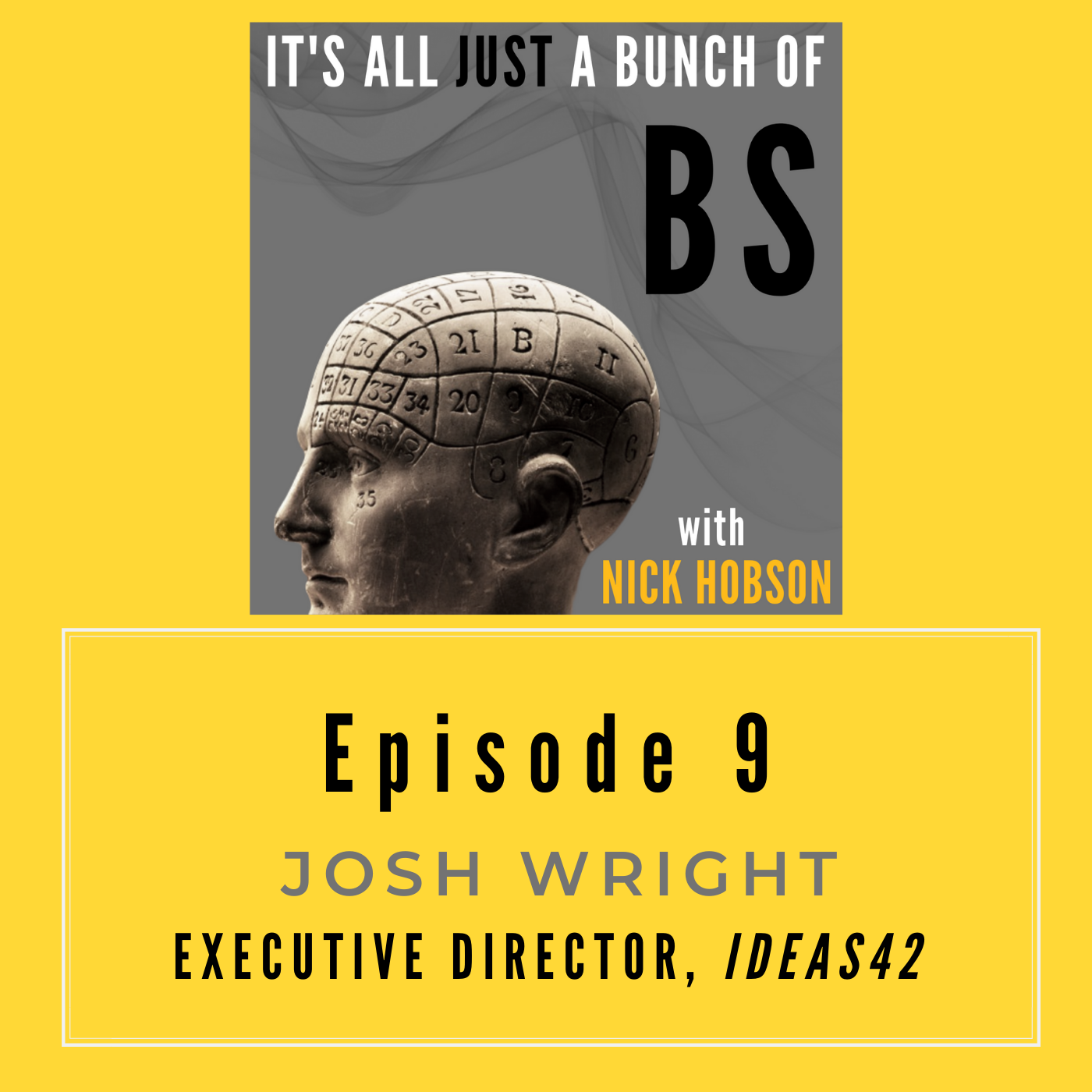 Episode 9 with JOSH WRIGHT: Diagnose Before Design