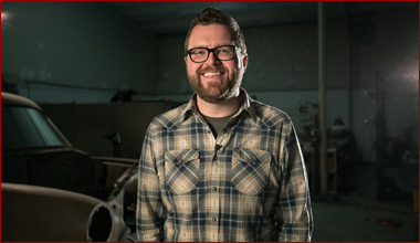 72 - Rutledge Wood from Top Gear