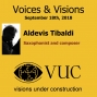 Artwork for Voices :  Aldevis Tibaldi