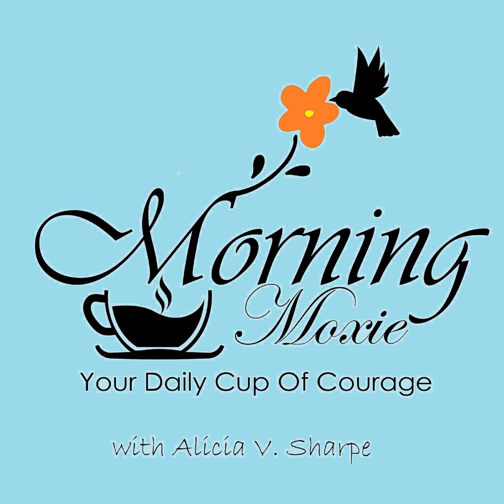 Morning Moxie show art