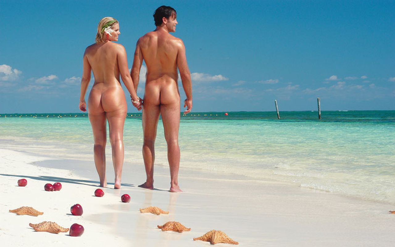 Top ten nudist beaches