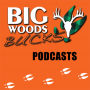 Artwork for 032 Multiple questions discussed about big woods tracking with Master Guide and Team Member Mike Stevens